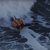 SURFING NAZARE IN AN INFLATABLE? FRED DAVID DID IT