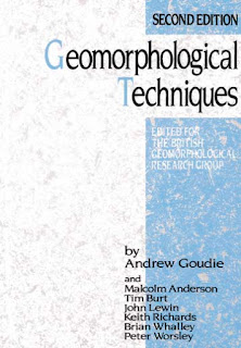 Geomorphological Techniques second edition - Andrew goudie - geolibrospdf