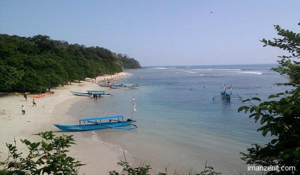 Wisata Bahari Pangandaran