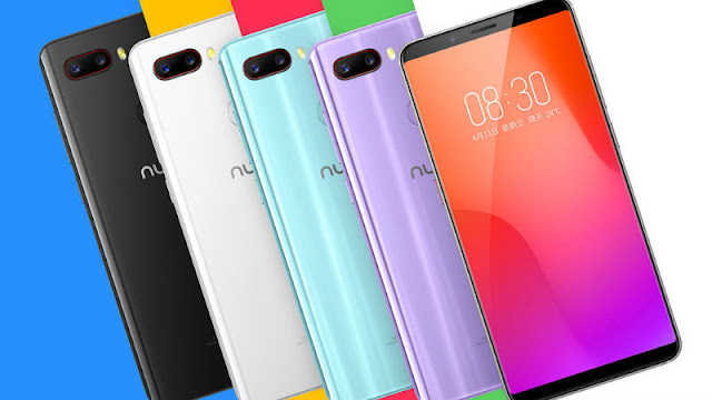ZTE Nubia Z18 mini Goes Official With Snapdragon 660 SoC and Android 8.1 Oreo