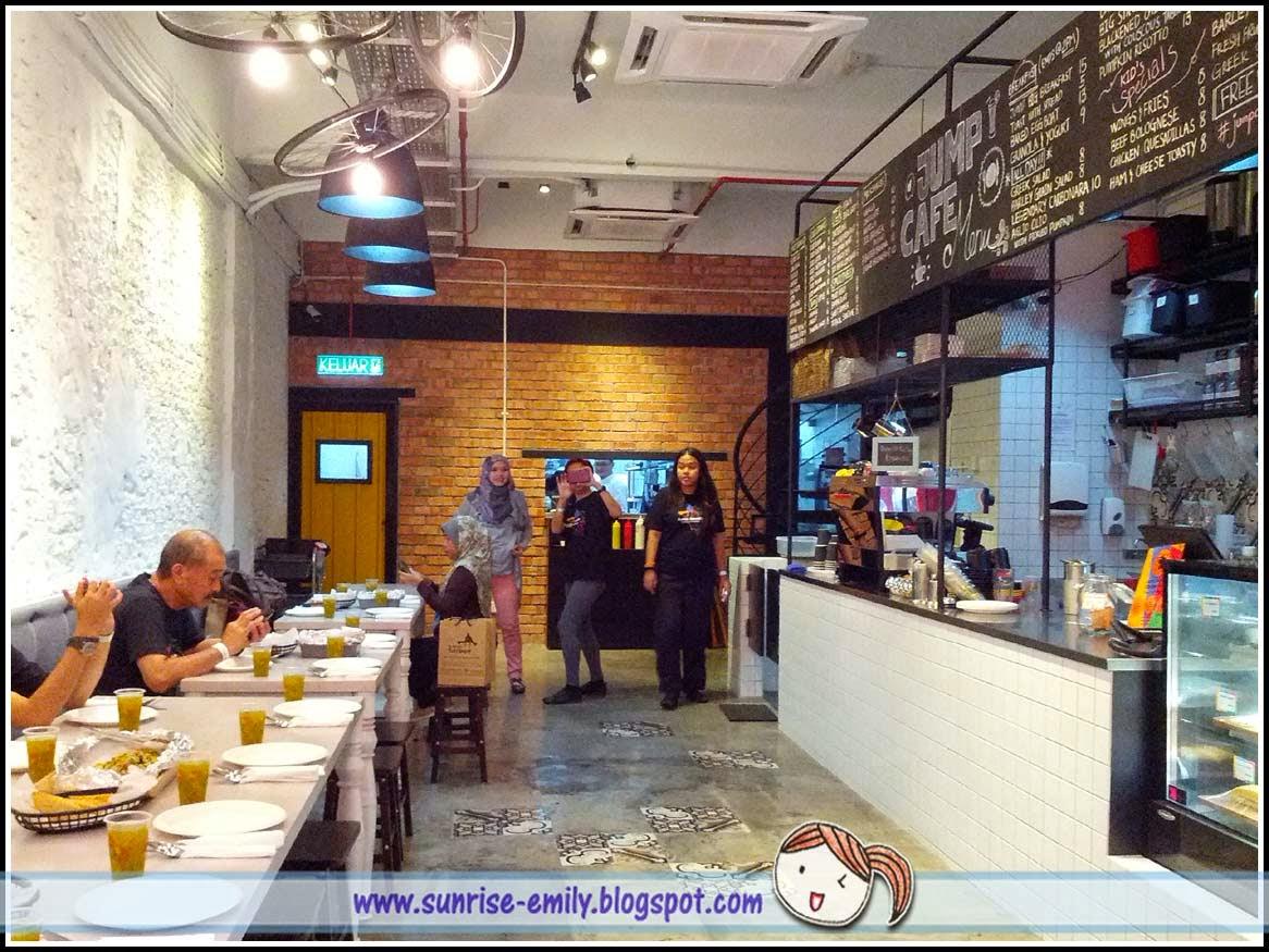 Jump Cafe @ Jump Street Penang