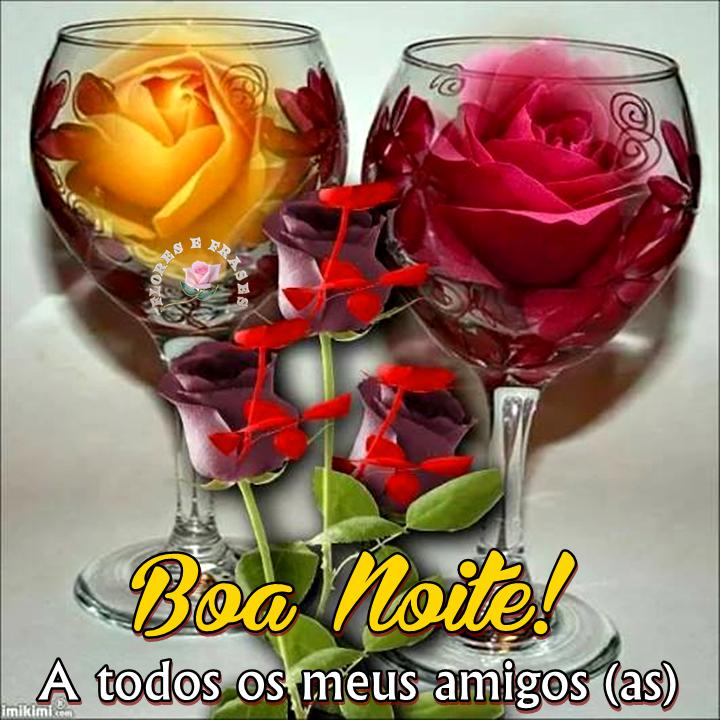 Tag Imagens De Boa Noite Frases E Flores
