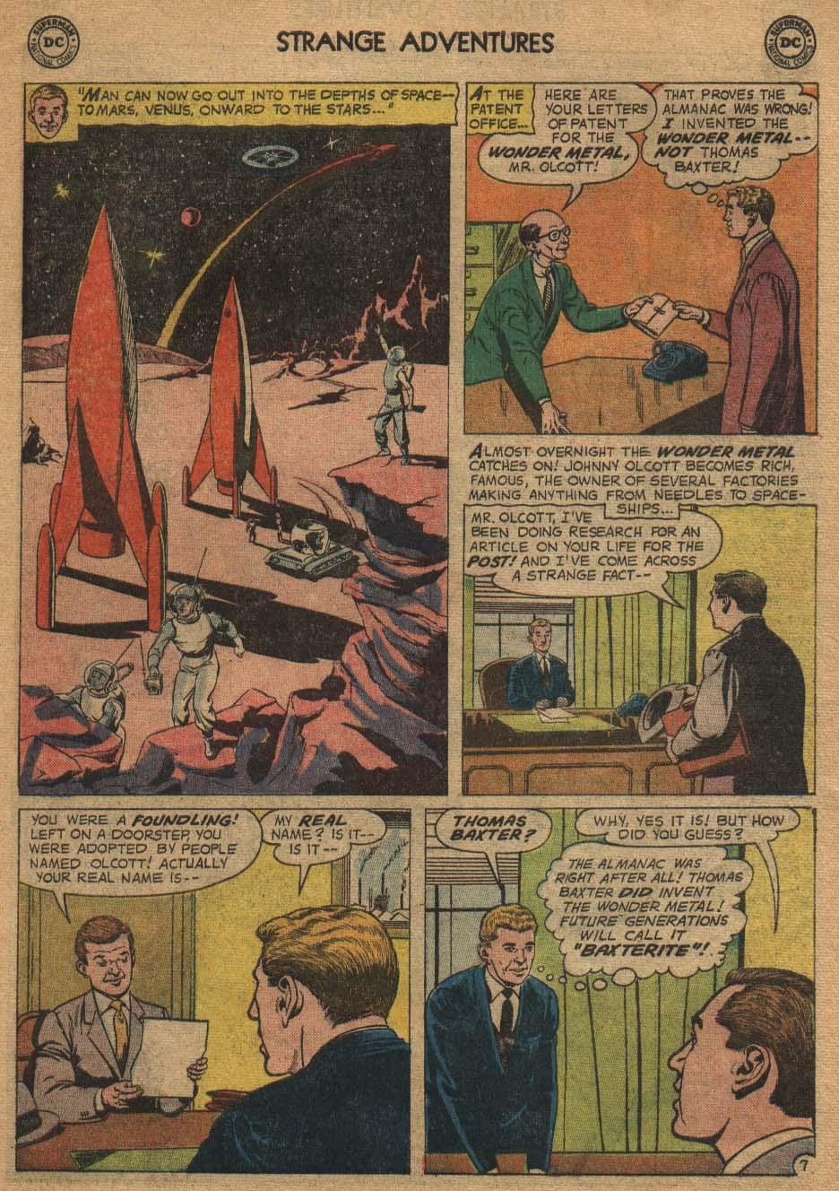 Strange Adventures (1950) issue 106 - Page 31