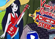 Marceline Adventure Style