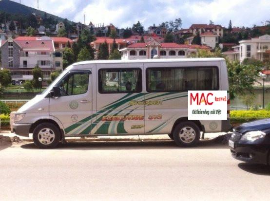 cho thuê xe 16 chỗ đi chùa hương giá rẻ - MAC transport