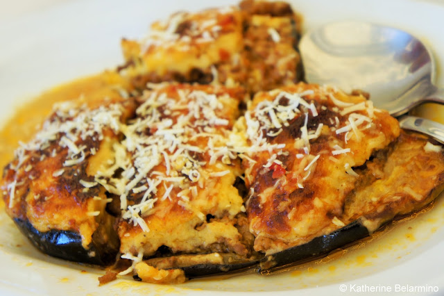 Traditional Greek Foods: Moussaka (μουσακάς)