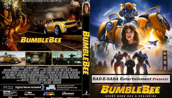 BAD-E-SABA Entertainment Presents Action Movie Bumblebee Online in HD