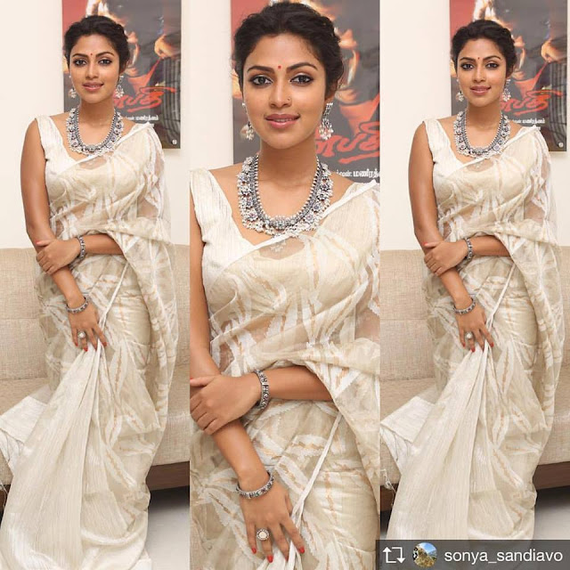 amala paul at VIP2 movie launch