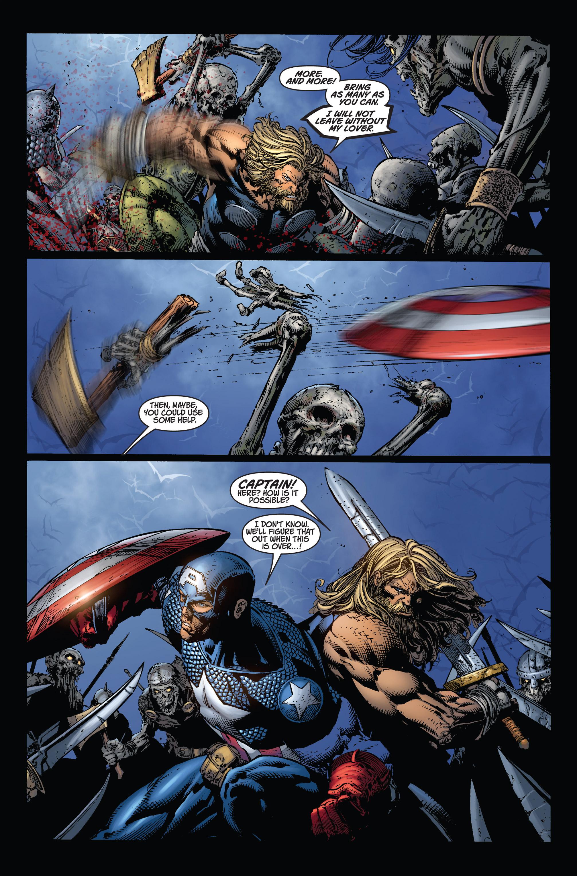 Read online Ultimatum comic -  Issue #2 - 19