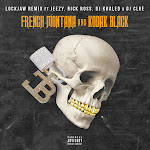 French Montana - Lockjaw (Remix) [feat. Kodak Black, Jeezy, Rick Ross, DJ Clue & DJ Khaled] - Single Cover