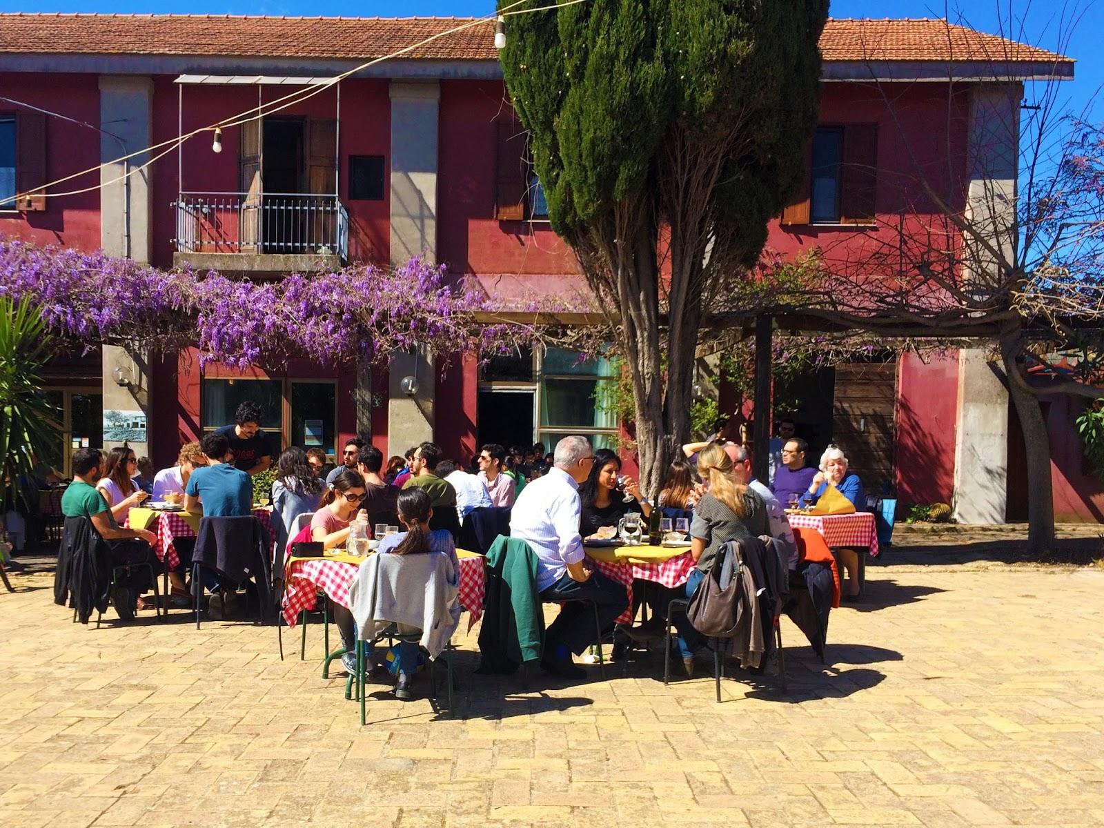 Pranzo Per Bambini Roma : Agriturismo cobragor roma pranzo del sabato