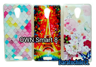 Funda gel OWN Smart 8