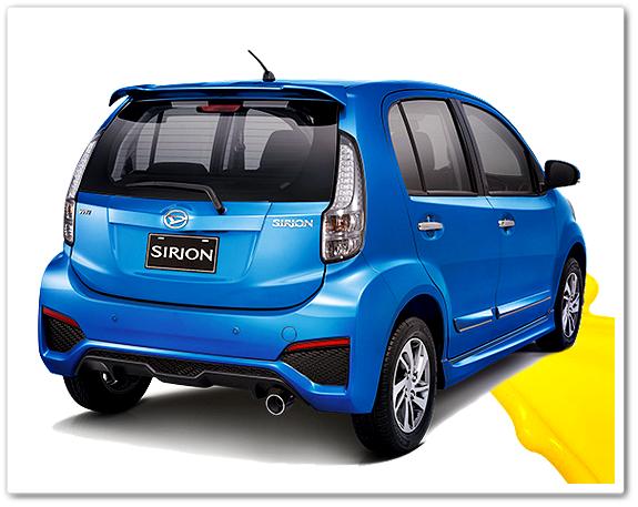 Harga Mobil Daihatsu Sirion 2015