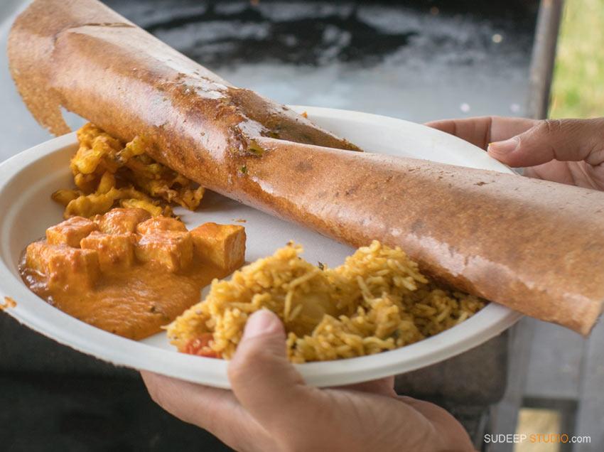 South Indian Dosa SudeepStudio.com Ann Arbor Food Photographer