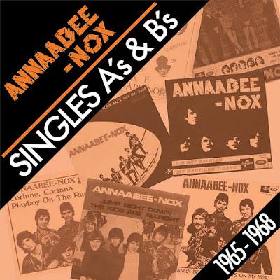Annaabee-Nox - Singles A's & B's (1965-1968) (2013)