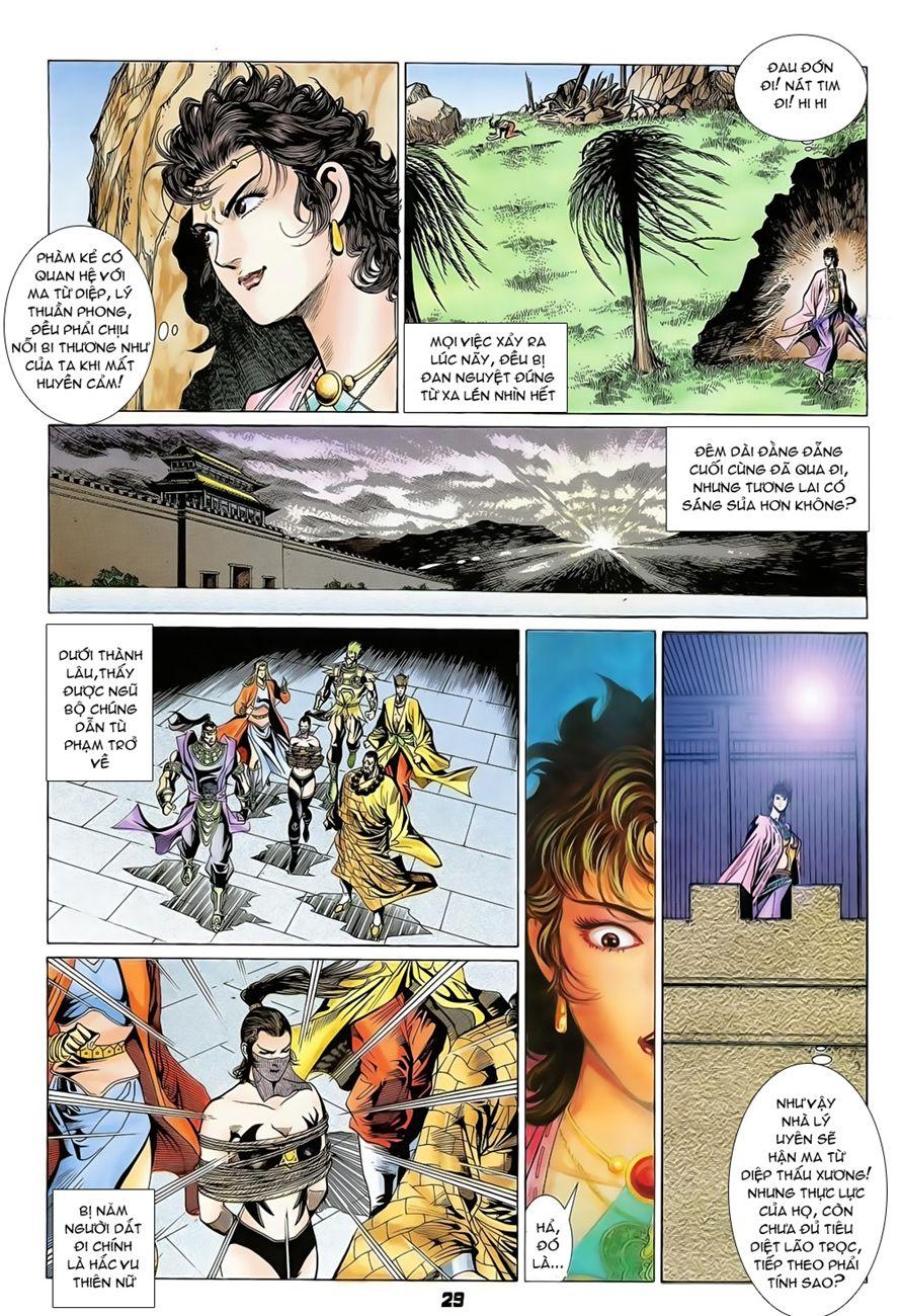 Đại Đường Uy Long chapter 72 trang 4