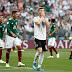 Arriba! México vence a Alemanha e cala os campeões em Moscou