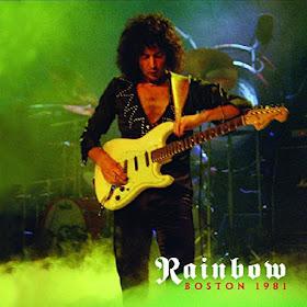 Rainbow's Boston 1981