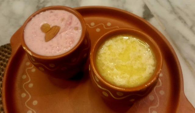 Chukandar ka Kheer and Sheer Khurma