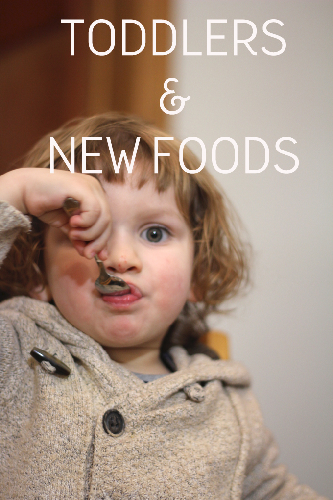 how to get toddlers to try new food http://www.archieandtherug.com/