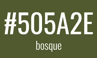 """Búsqueda del término """"Bosque"""" en Colorize."""