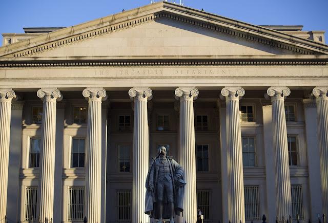 U.S. Piled Up $666 Billion Deficit In 2017