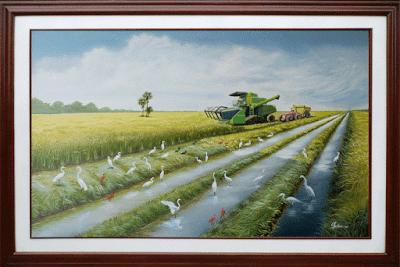Oleos, paisajes