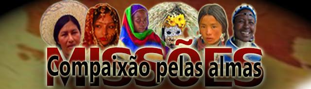 Resultado de imagem para MISSIONARIAS BRASIL EVANGELICAS