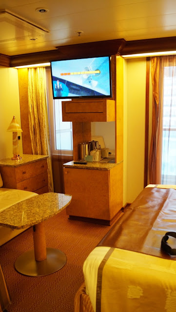 Costa Mediterranea kabin