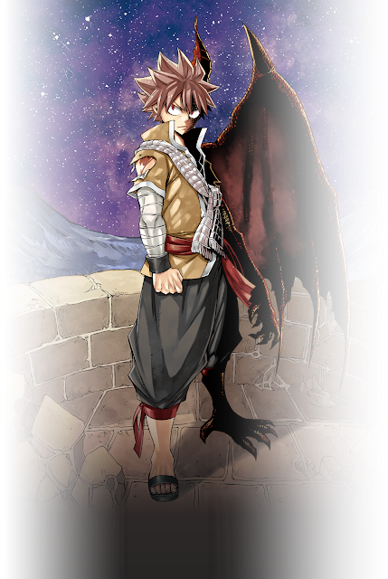 Fairy Tail Dragon Cry Main Poster