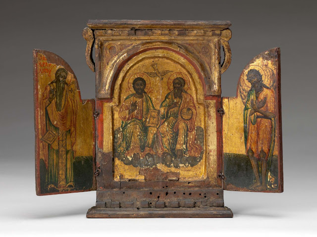 'The Presence of Absence: Medieval Art and Artifacts' at the Williams College Museum of Art, Mass.