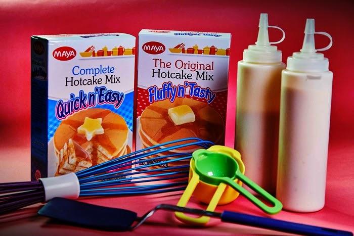 MAYA Hotcake Art Contest, How To Make Art In Hotcake, Hotcake Art, Food and Art, YedyLicious Manila Food Blog