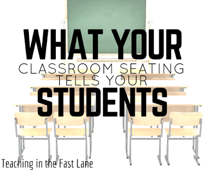 A look at what different seating arrangements tell your students about the classroom.