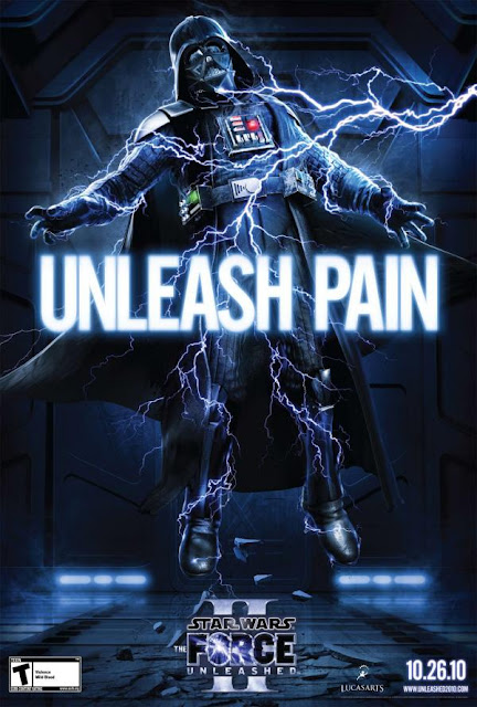 The Force Unleashed II ad