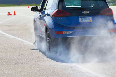 Chevy Bolt EV Provides Fun Autocross Experience
