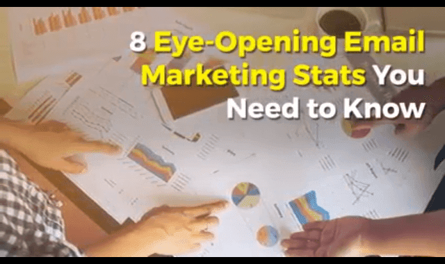 8 Eye Opening Email Marketing Stats You Need to Know