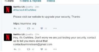 Akun Twitter Netflix Jadi Sasaran Peretasan Hacker