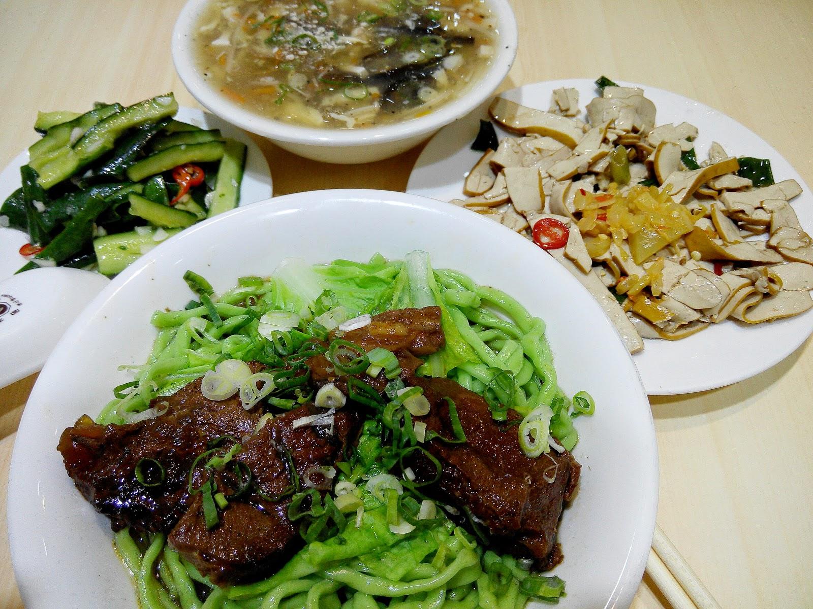 Joanna 結絲網: 清粥小菜