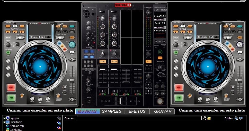 Virtual dj 8 descargar mac | Virtual DJ 8 2 3954 para Mac  2019-03-10