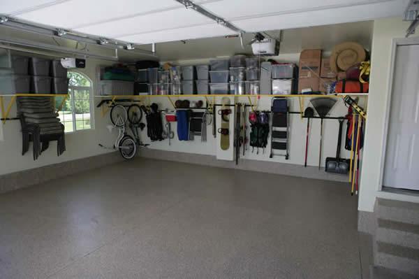 Wallmarks: A Beautiful Chaos: Garage/Workshop/Studio