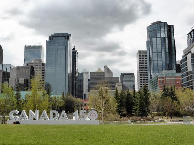 Down Town Calgary