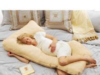 10 Tips Mengatasi Susah Tidur Saat Hamil