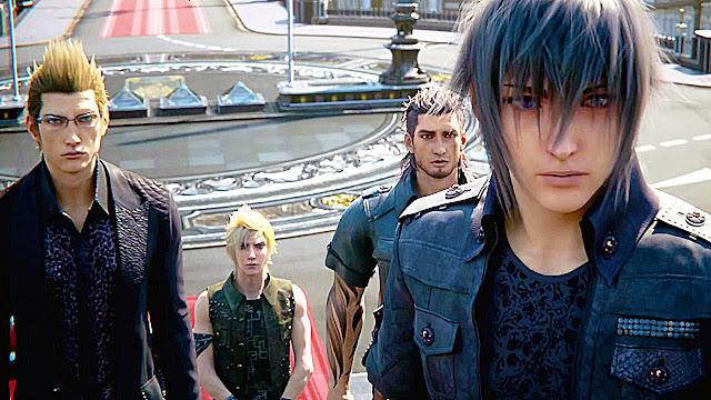 Nuevos detalles de la duración e historia de Final Fantasy XV