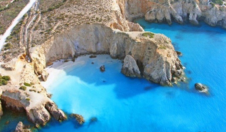 how to travel around greek islands