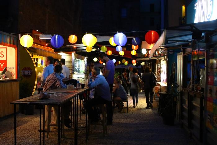 Street Food Karaván Budapest