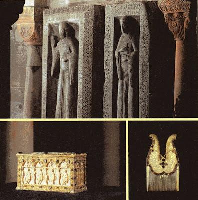 tesouro de Quedlinburg, Alemanha