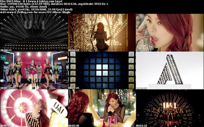 [MV] Ailee – U&I [HD 1080p] Music video Free Download