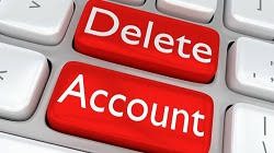 how to delete dating sites account