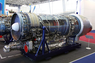 Mesin Sukhoi Saturn AL-31FP