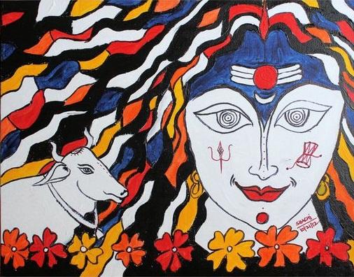 Durga Maa - Sapta Shloka